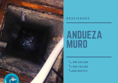 Descigues ANDUEZA MURO