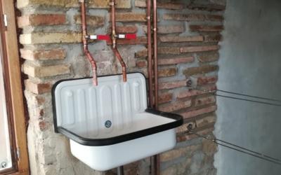 Mantenimiento e instalaciones de fontanería