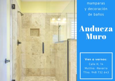 Mamparas y decoración de baños