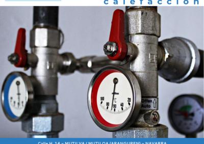 Reparación de instalaciones de calefacción