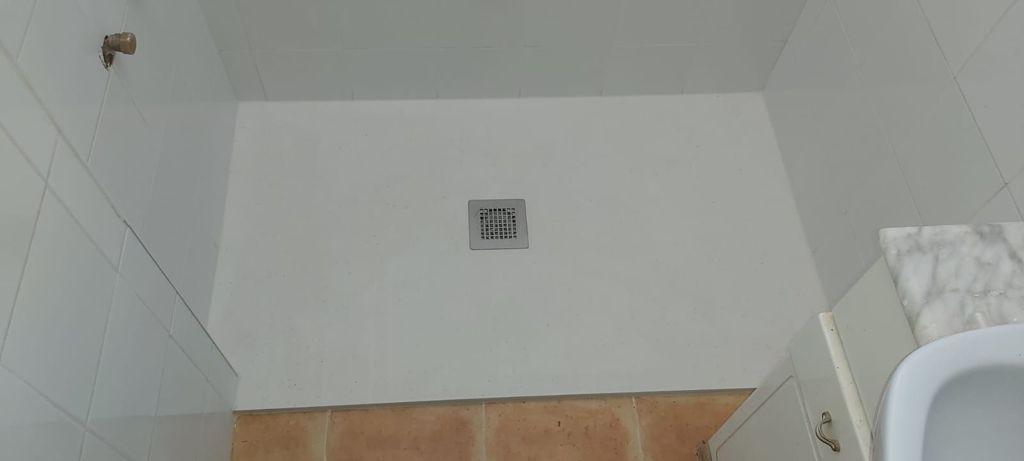 Cambio de bañera por plato de ducha en Etxauri